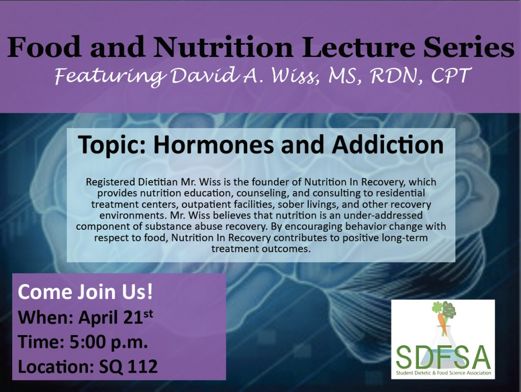 lecture 13 nutritional requirements Home » psychology » the psychology, biology and politics of food » psyc 123 - lecture 13 lecture 13 - eating disorders and obesity (guest lecture by b timothy.