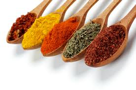 Healthful herbs and spices