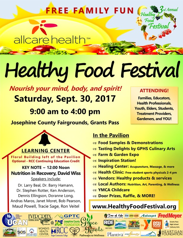 Healthy Food Festival